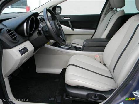 2007 Mazda Cx 7 Interior by Sand Interior 2007 Mazda Cx 7 Grand Touring Photo