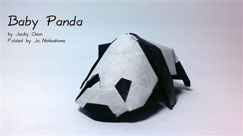 Origami Pandas - 23 best images about panda origami on creative