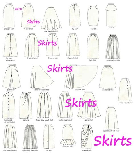 type of pattern in clothes faldas2 jpg 706 215 800 pixels g 233 om 233 tro pinterest skirts