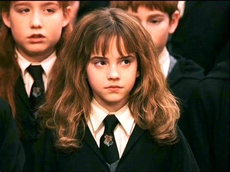 emma stone harry potter fifteen years of emma watson in movies pictures