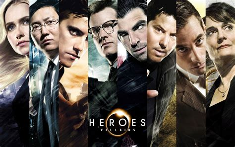 A For Heroes 海外ドラマ heroes ヒーローズ シーズン1 quot 創世記 genesis quot 海外ドラマと映画のキャスト情報
