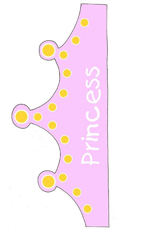 moldes de coronas de princesas para imprimir moldes para coronas de princesas molde corona de