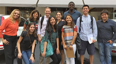 Harvard Mba Study Abroad by Classroom Lessons Put Into Practice Abroad Alumni