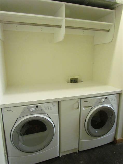 Laundry Closet Storage by Laundry Room 1 Traditional Laundry Room Atlanta By