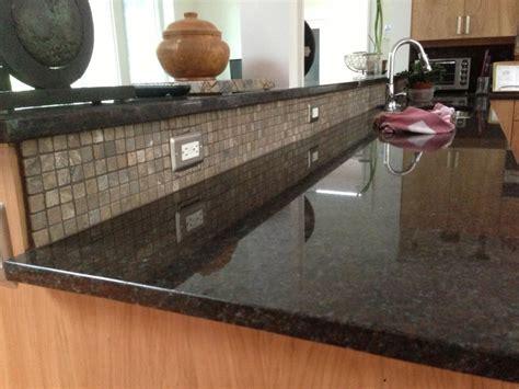 granite works countertops cabinets coffee brown countertops and raised bar yelp