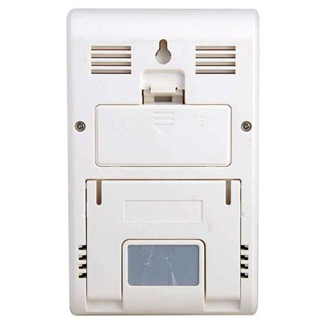 Led Weather Station Thermometer Cx 601d led weather station thermometer cx 601d white jakartanotebook