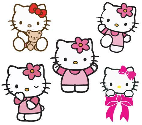 wallpaper hello kitty vector hello kitty template clipart best