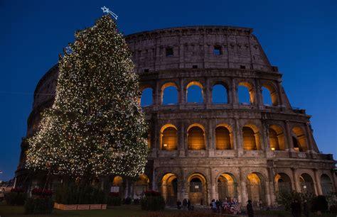 imagenes de navidad en italia las luces de navidad que iluminan el mundo