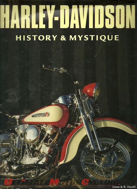 the harley davidson books harley davidson history mystique rider s library