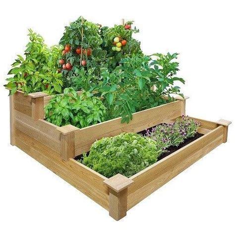 Garden Bed Kit Flowers Vegetables Herb Landscape Tomato Buy Soil For Vegetable Garden