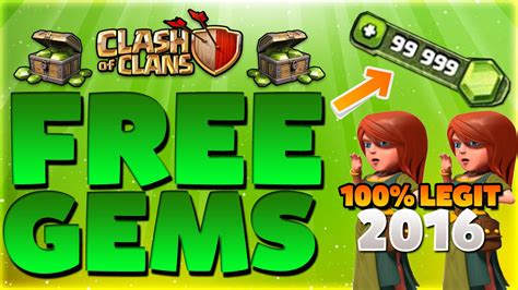 Gems Clash Of Clans Android clash of clans free gems earn millions of gems on