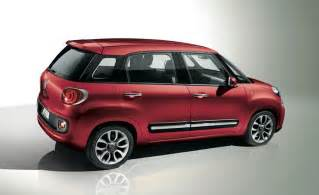 Fiat 500l Photo Car And Driver