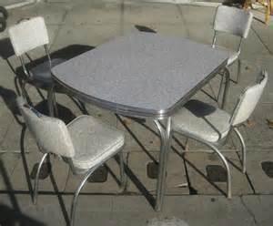 50s Kitchen Table And Chairs Uhuru Furniture Collectibles Sold 50s Kitchen Table And Chairs 150