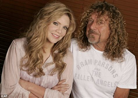 alison krauss married alison krauss robert plant asked me if there was