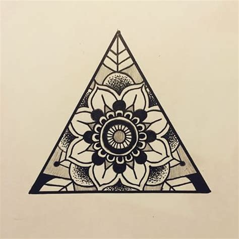 tattoo mandala triangle carl hansen rumforkonst instagram photos and videos