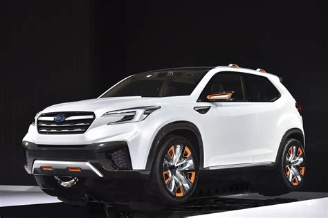 subaru forester concept 2018 subaru forester future concept car