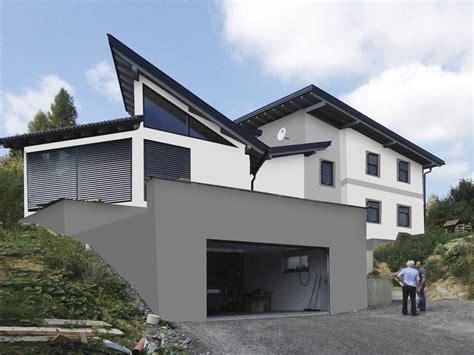 Fassade Modern by Fassadengestaltung Design Und Farbe Mit Vorabvisualisierung