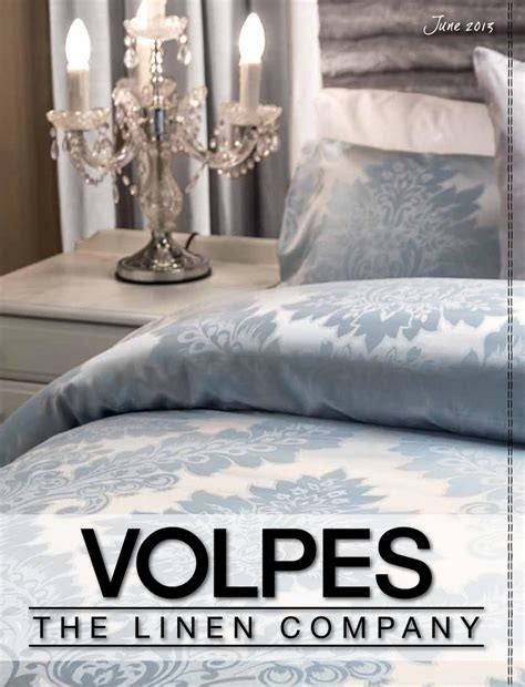 Linen Duvet Cover Set Volpes May 2013 Catalogue By Volpes Issuu
