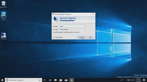 escritorio no disponible windows 10 la build 17713 ya est 225 disponible para el anillo r 225 pido de