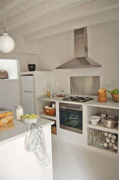 piccola cucina in muratura cucine in muratura 70 idee per progettare una cucina