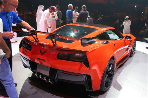 2019 chevrolet corvette zr1 is gms most powerful car 755 horsepower 2019 chevy corvette zr1 is the fastest