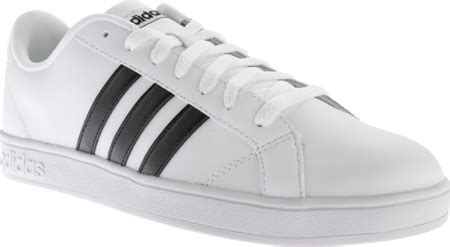 Sepatu Adidas Original Neo Base Line Leather Sz 42 womens adidas neo baseline sneaker white black white free shipping exchanges