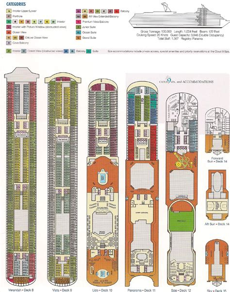 carnival floor plan carnival cruise floor plans wallpapers punchaos