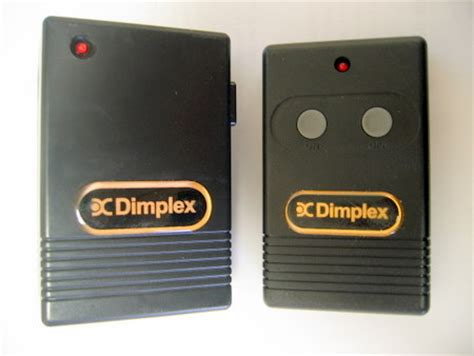 Dimplex Fireplace Remote by Remote For Dimplex Electric Inserts Fireplaces