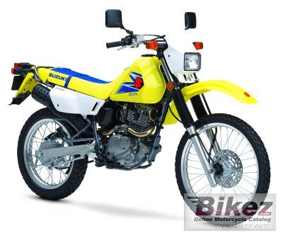 Suzuki Dr200 Forum Moteur Dr 200 Dans Une Suzuki Dr 125 Se 125 Cm3