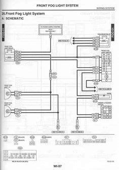 Subaru Wrx 2010 Wiring Diagram - Complete Wiring Schemas