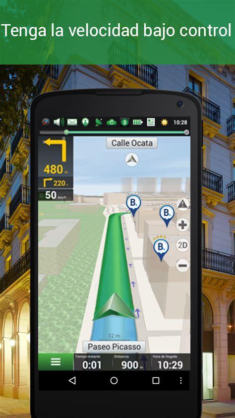 los 5 mejores gps offline de android navitel navigator gps maps aplicaciones android en