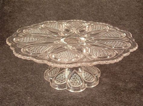 new jersey pattern glass 476 best eapg cake stands images on pinterest cake