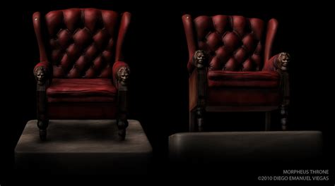 Morpheus Chair Matrix by Morpheus Throne By Mito0101 On Deviantart