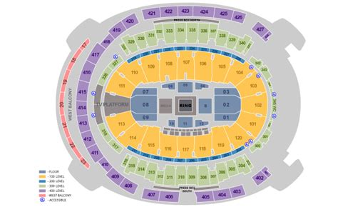 madison square garden  york ny seating chart view