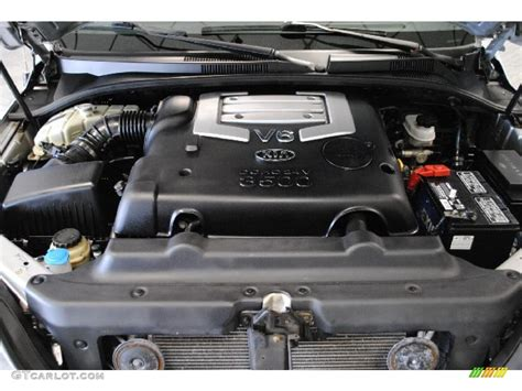 2005 Kia Engine 2005 Kia Sorento Lx 4wd Engine Photos Gtcarlot