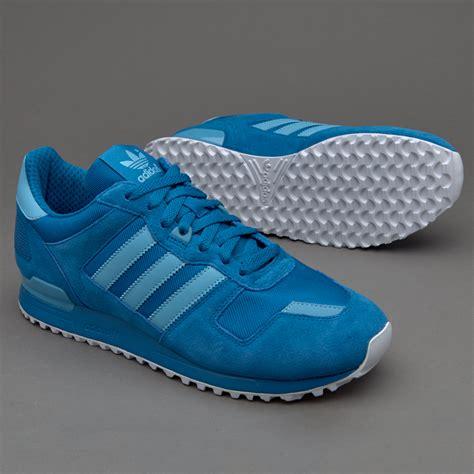 Sepatu Adidas Originals Zx 700 sepatu sneakers adidas originals zx 700 utility blue
