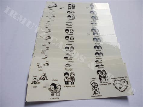 Tenda Velbebd Lorenglatek Bening Set jual stiker transparan bening untuk souvenir nikah di indonesia katalog or id