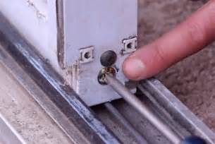 how to replace a sliding glass door roller swisco
