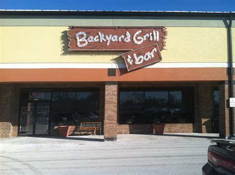 Backyard Grill And Bar Rockford Il My Last Bite Backyard Grill Bar Serves Up Tasty Burgers