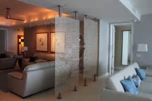 kitchen living room divider ideas room divider contemporary living room miami by fd m group inc