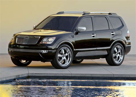 2009 kia borrego limited review top speed