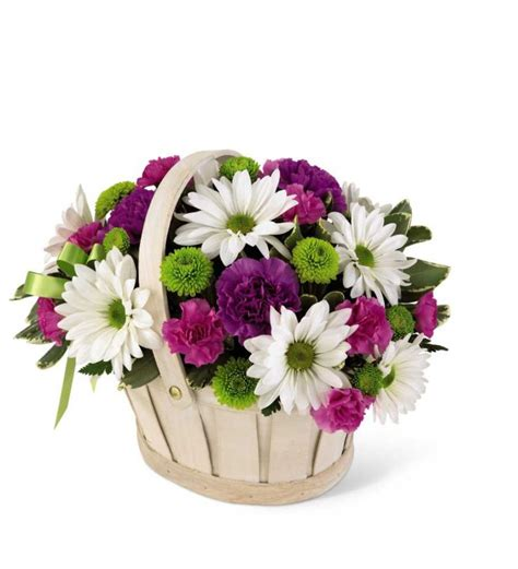 Ftd Vases Sarniaflowers The Ftd Blooming Bounty Basket