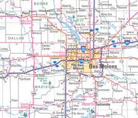 us map iowa map of iowa iowa maps mapsof net
