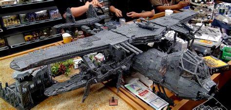 awesome conversion flyer orks warhammer 40 000 ork