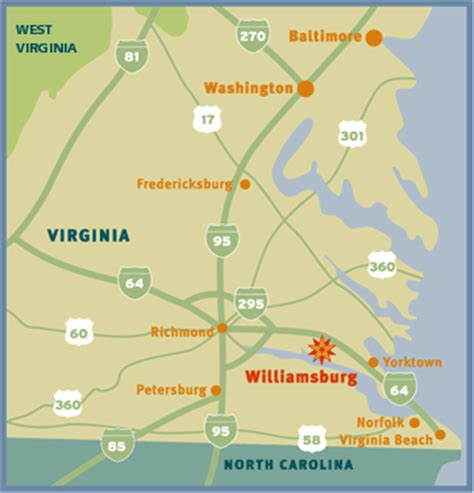 directions and places to stay | william & mary law school