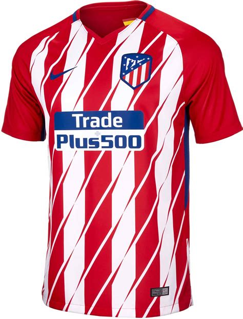 nike atletico madrid home jersey 2017 18 madrid jersey