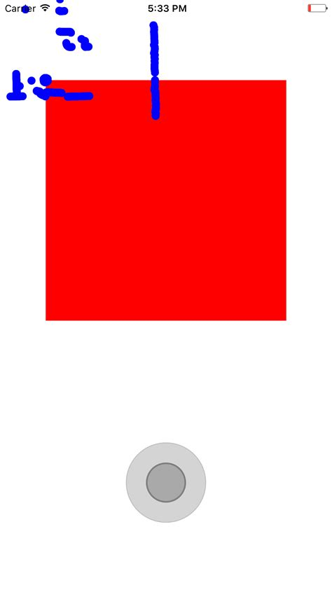 uicolor pattern image ios swift translating coordinates in uiview coordinate