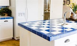 best types of tile for kitchen countertops overstock