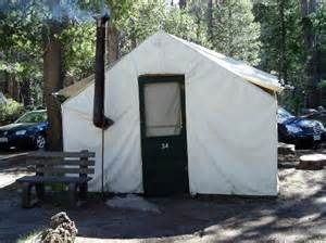 our tent cabin picture of white wolf lodge yosemite