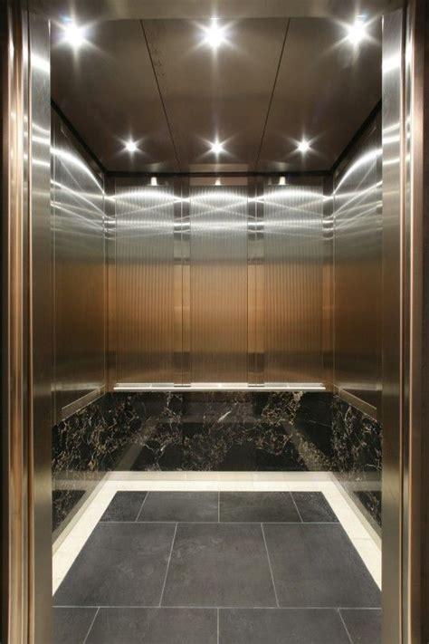 elevator designs elevator interior with black stone base research